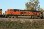 BNSF 5855
